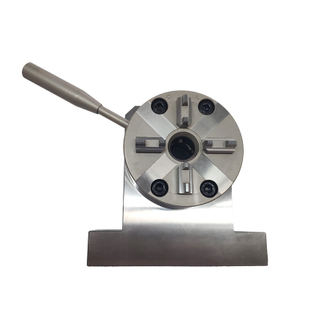 Vertical Manual Chuck D100 with Vertical CNC Base ER-036345