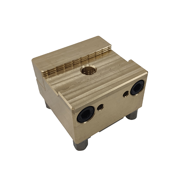 Vise Type U20 Brass Electrode Holder