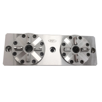 2 in 1 Optimized Pneumatic Chuck with CNC Base Plate ER-035519